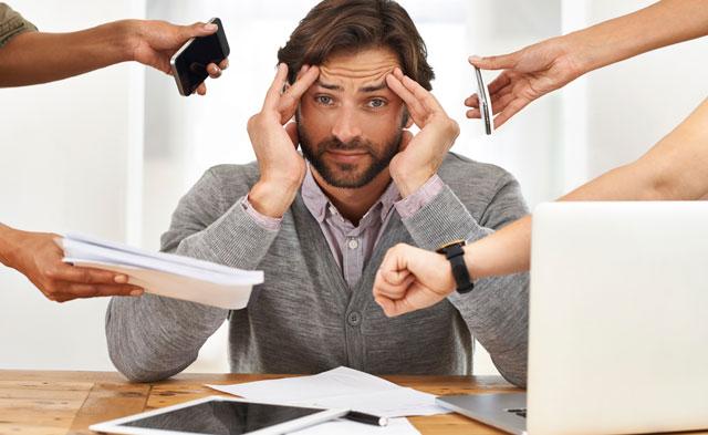 psicologo estrés